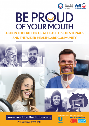 Action toolkit for oral health professionals and healthcare community